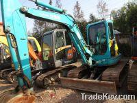 used excavator, Kubota 161 for sell