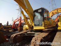 used excavator, KomatsuPC450 FOR SELL
