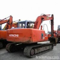 used Hitachi excavator, EX120 for sell