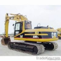 used excavator, cat320bl for sell