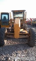 used original of the motor grader CAT14G for sell