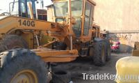 Good working condition of the used Motor grader Caterpillar for sell