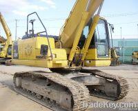 Used Original  Komatsu PC200-8 excavator is underselling