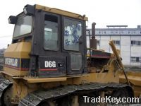 Good working condition of used CAT D6G is underselling