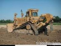 Good working conditon of the  used CAT D10N is underselling
