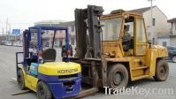 Good working conditon of the  used TCM forklift is underselling