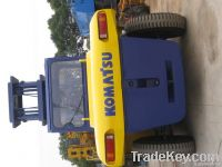 Good working conditon of the  used Komatsu forklift is underselling