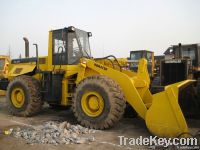 Good working conditon of the  used Komatsu 470-3 is underselling