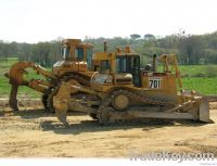 Used bulldozer, used Carterpillar CATD7H for sell