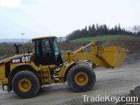 The good working condition of the used original CAT966F-1 is selling