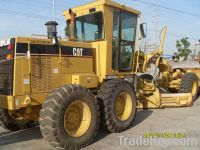 Good working condition of the used CAT140G grader is selling