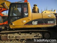 Good working condition of the original used CAT320Cunderselling