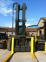 Good working condition of the original used TCM30T forklift is selling