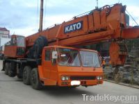 used crane, Kato 50T