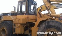 Good working condition of the CAT966F is underselling