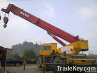 The original used and good working condition of Kato  crane for sell