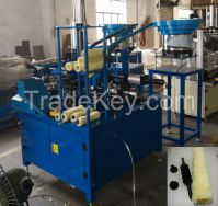 Roller Sleeve Plastic Core & Caps Assembly Machine (TB-RCA-01)
