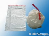 Garbage bags white HDPE/LLDPE home use