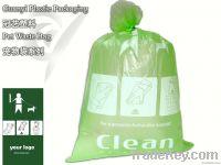 PET Waste Bag HDPE/LLDPE Biodegradable