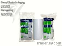 garbage bags white home use