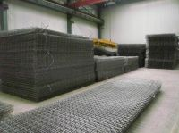Supply welded  mesh made by cold rolled defromed steel bar