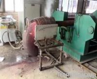 Carbon steel elbow hydraulic machine