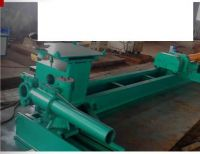 carbon and stainless steel pipe and bar induction heat bending machine