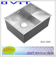 Indian kitchen design kitchen sink SUS 100A-2
