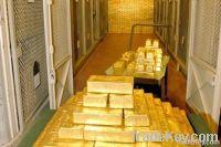 venta de metales preciosos (oro en polvo 22 kilates).