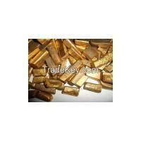 Seller of gold powder bars and diamond