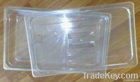 PC transparent food pan, Gastronorm pan, Food storage container