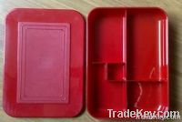 Plastic food lunch box, Food container
