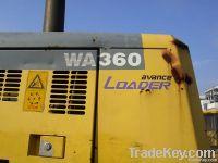 KOMATSU WA360