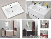 bathroom vanity cabinet square bowl