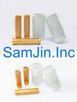 Anodized Aluminum Hair Brush Parts
