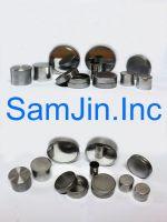 Aluminum Caps & Jar for Cosmetic