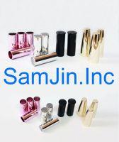 Anodized Aluminum Perfume & Cosmetic Bottle Caps Jar