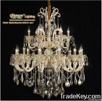 New Fashion Metal And K9 Crystal Chandelier Light MD040
