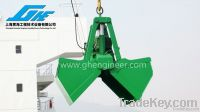 2-30m3 Electro-Hydraulic Clamshell Grab for Marine Single Rope Crane