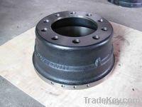 rear brake drums