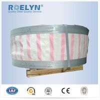 Hot dipped Galvanized steel strips strappings Q195