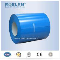 Colorful Prepainted steel coils PPGI PPGL