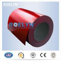 Galvanized Prepainted steel coils PPGI