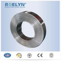 Hot dipped Galvanized steel strips Q195