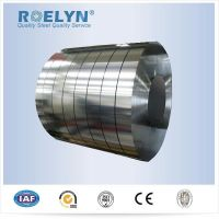 High quality electrolytic tinplate steel coils strips