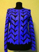Leather Woman Jacket