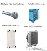 Shell-and-tube heat exchanger (Su)