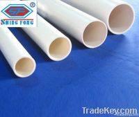 building pvc pipes and fittings