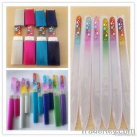 140*12*3mm crystal glass nail file