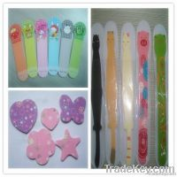 4mm mini special shape nail file